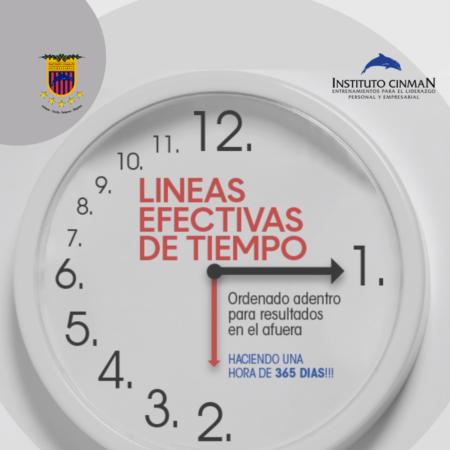 Líneas Efectivas del Tiempo