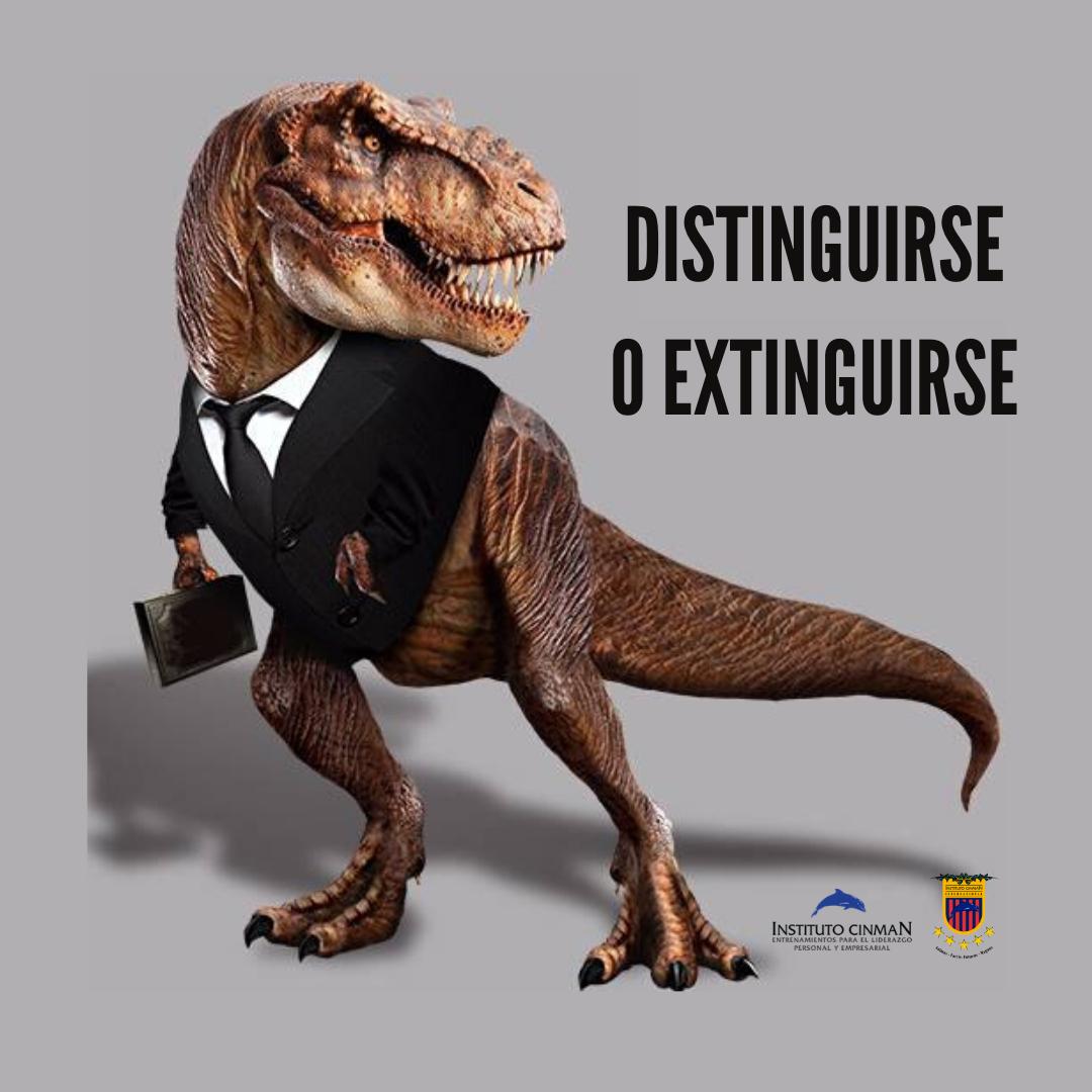 distinguirse o extinguirse (2)